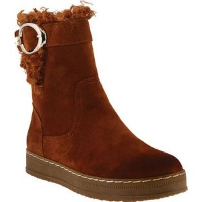 スプリングステップ Spring Step レディース ブーツ ショートブーツ シューズ・靴 Lammie Ankle Boot Rust Suede