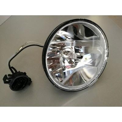LEDIN Compatible Clear Lens Front Bumper Fog Driving Light Assembly Wi