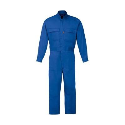 ジーベック(XEBEC) メン100つなぎ 40/ブルー 34000 作業服 作業着 ワークウエア ワークウェア メンズ レディース