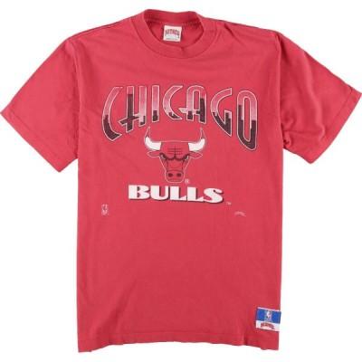 90年代 シカゴブルズ Tシャツ USA製 メンズXL /eaa058555