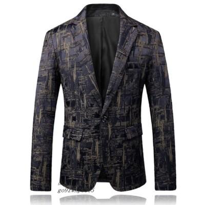 高品質 男性 スリム と スーツ ジャケット大サイズスマート 2019 ドレス コート ウェディング ジャケット カジュアル フィットブ レザー ジャケット