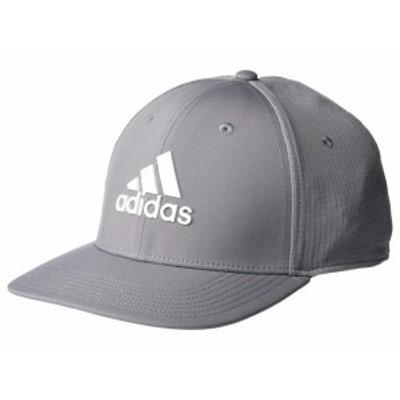 アディダス メンズ 帽子 アクセサリー Tour Hat Grey Three/Whit