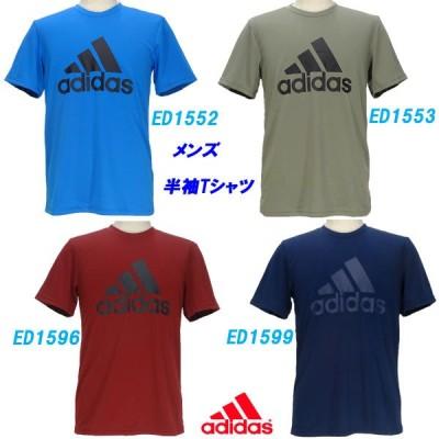 半袖Tシャツ/アディダス(adidas)(GEF97)メンズ ESS バッジ オブ スポーツ 半袖 Tシャツ