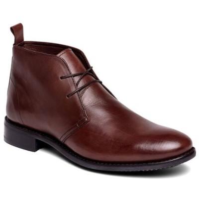 アンソニー ヴィア Anthony Veer メンズ ブーツ チャッカブーツ シューズ・靴 Arthur Chukka Boot Chocolate Brown
