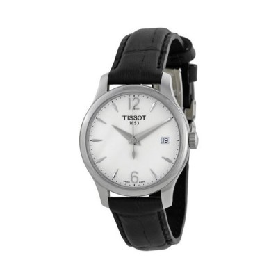 腕時計 ティソット Tissot T-クラシック コレクション ステンレス スチール レディース 腕時計 T0632101603700