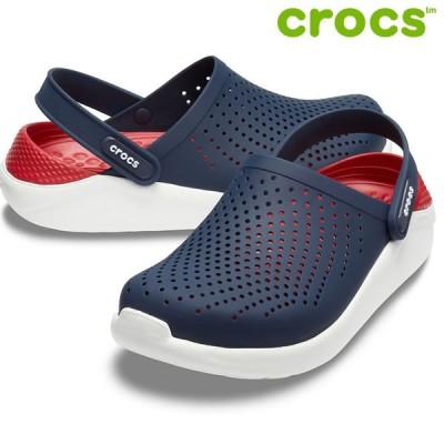CROCS サンダル LiteRide Clog 204592: 正規品/クロックス/ライトライド クロッグ/メンズ/レディース/ユニセックス/cat-fs
