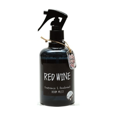 【アットコスメショッピング/@cosme SHOPPING】 John'sBlend フレグランス&デオドラント ルームミスト レッドワイン (350g)