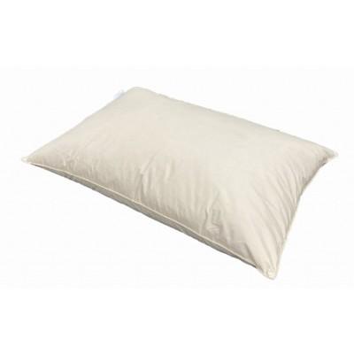 (定番サイズ) フェザーピロー 羽根枕(43cm×63cm)