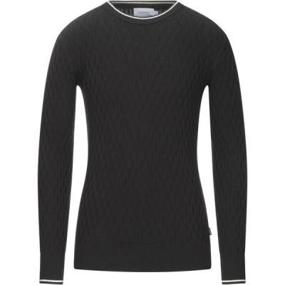 カルバンクライン CALVIN KLEIN メンズ ニット・セーター トップス Sweater Black