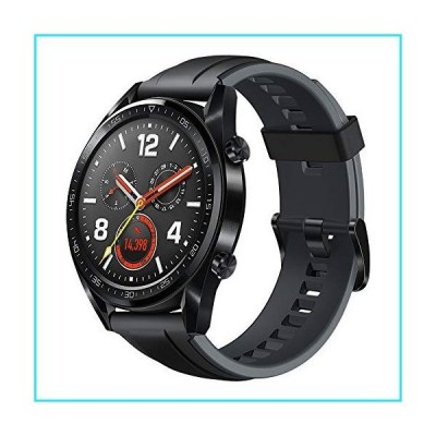 """HUAWEI Watch GT Sport - GPS Smartwatch with 1.39"""" AMOLED Touchscreen, 2-Week Battery Life, 24/7 Continuous Heart Rate Monitor, Indoor and Ou"""