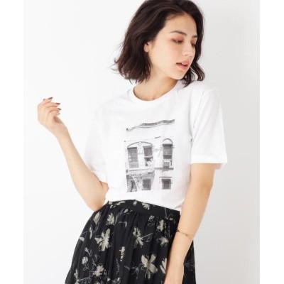 (index/インデックス)【GOOD ROCK SPEED別注】フォトTシャツ/レディース ホワイト(002)
