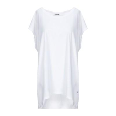 NOISY MAY T シャツ ホワイト M ポリエステル 65% / コットン 35% T シャツ