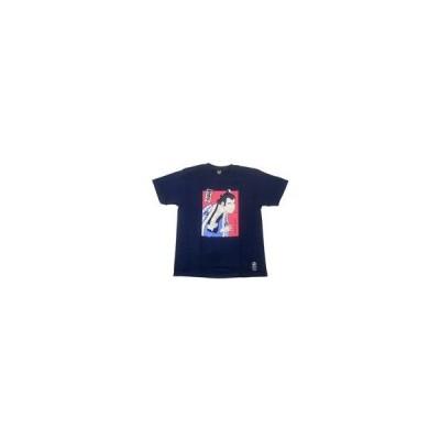 中古Tシャツ(キャラクター) ウルフマン浮世絵 Tシャツ メトロブルー Sサイズ 「キン肉マン」 KIN29SHOPグッズ