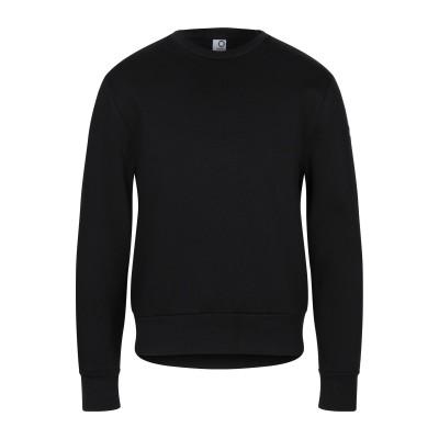 SUNS スウェットシャツ ブラック M コットン 70% / ポリエステル 30% スウェットシャツ