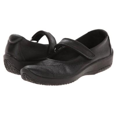 アルコペディコ Arcopedico レディース スリッポン・フラット シューズ・靴 L18 Black