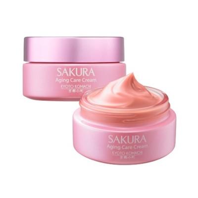 【アットコスメショッピング/@cosme SHOPPING】 桜エイジングケアクリーム 桜の香り