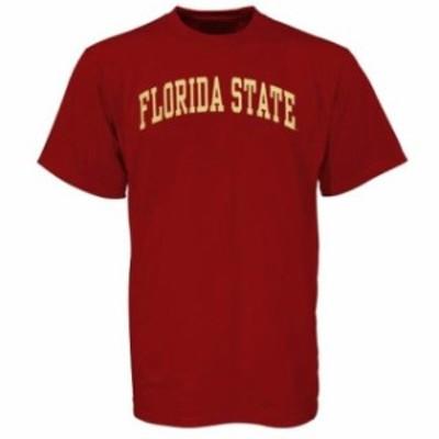 New Agenda ニュー アジェンダ スポーツ用品  Florida State Seminoles Garnet Arch T-Shirt