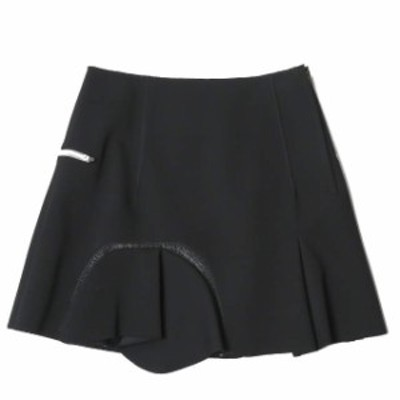 TOGA トーガ 日本製 urethane bonding mini skirt ウレタンボンディングミニスカート TA51-FG132 38