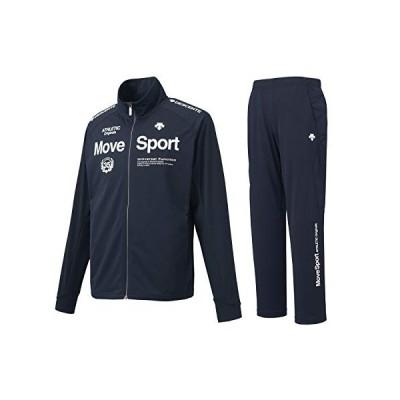 (デサント)DESCENTE Move Sport ドライトランスファー トレーニングジャケット・パンツ上下セット DMMOJF10/DMM