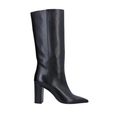 ALDO CASTAGNA ブーツ ブラック 35 革 100% ブーツ