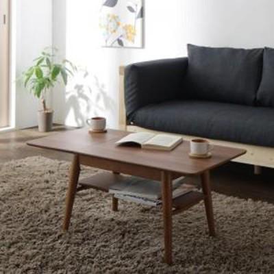 16色から選べる 伸縮・伸長式北欧天然木すのこソファベッド Exii エグジー テーブル W60-90