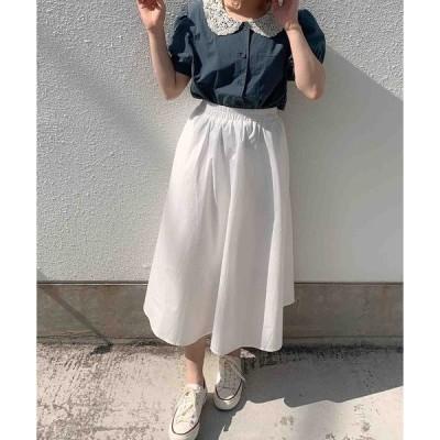 スカート K/プレーンスカート