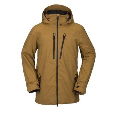ボルコム メンズ ジャケット・ブルゾン アウター Volcom Guch Stretch GORE-TEX Jacket