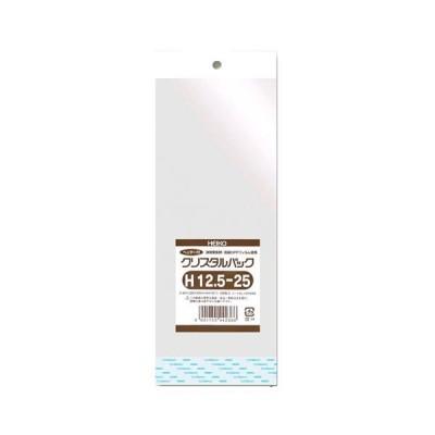 クリスタルパック H 12.5−25 1束(100枚)【イージャパンモール】