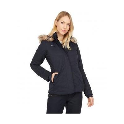 Obermeyer オーバーメイヤー レディース 女性用 ファッション アウター ジャケット コート スキー スノーボードジャケット Tuscany II Jacket - Black