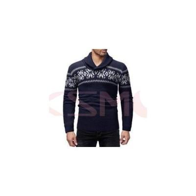 セーター メンズ 長袖 プルオーバー 厚手 防寒 暖かい あったか カジュアル おしゃれ トップス 秋物 冬物 新作