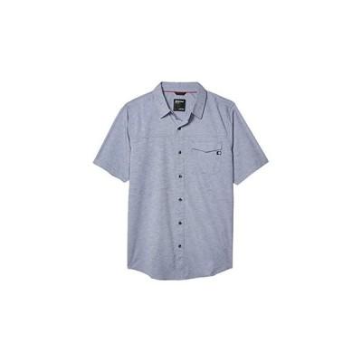 マーモット Tumalo Short Sleeve Shirt メンズ シャツ トップス Arctic Navy