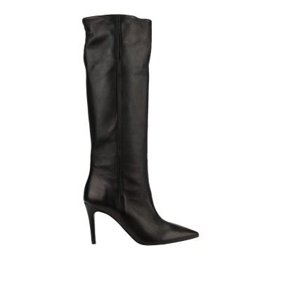 BIANCA DI ブーツ ブラック 40 革 ブーツ