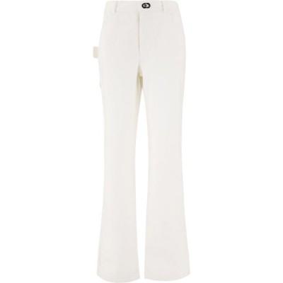 ボッテガ ヴェネタ Bottega Veneta レディース ジーンズ・デニム ボトムス・パンツ Plain Denim Pants White