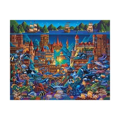 Dowdle Jigsaw Puzzle  Atlantis  100 Piece