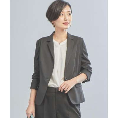 green label relaxing / 【WORK TRIP OUTFITS】◆WTO D SHARK テーラードジャケット WOMEN ジャケット/アウター > テーラードジャケット