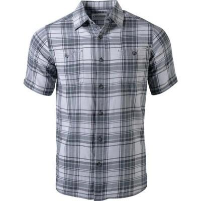 マウンテンカーキス MOUNTAIN KHAKIS メンズ 半袖シャツ トップス Meridian Short-Sleeve Shirt DUSK