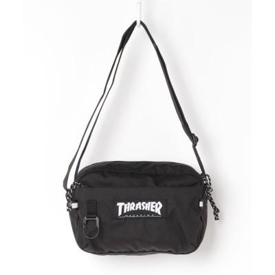 ムラサキスポーツ / THRASHER/スラッシャー キッズ バック THR-221 KIDS バッグ > ショルダーバッグ