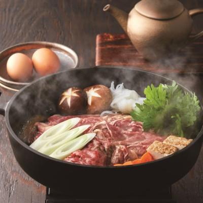 岡山/哲多和牛牧場 和牛のルーツ「千屋牛」 A-5熟成小分けすき焼き用