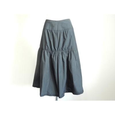 #anc ヒロコビス HIROKOBIS スカート 9 黒 レディース [665547]