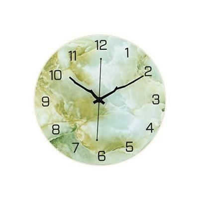 12インチ モダン サイレント&カチッとしない装飾壁時計 リビングルーム ホーム オフィス 学校 寝室用 電