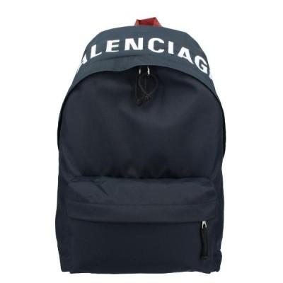 バレンシアガ バックパック メンズ BALENCIAGA ウィール ネイビー 507460 HPG1X 4370