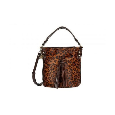 Patricia Nash パトリシアナッシュ レディース 女性用 バッグ 鞄 バックパック リュック Otavia Bucket - Leopard