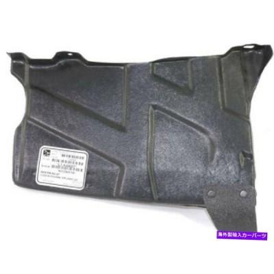 Splash Shield 2005-2009起亜Spectra5 KI1250116ためのドライバ側エンジンスプラッシュシールドガード Driver Side Engine Splash Shield Guard for 2