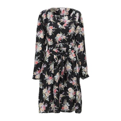 REBECCA TAYLOR シルクドレス ファッション  レディースファッション  ドレス、ブライダル  パーティドレス ブラック