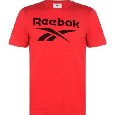リーボック Reebok メンズ Tシャツ トップス Boys Elements Graphic T-Shirt Red
