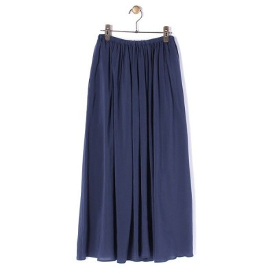 BEARDSLEY / ビアズリー ギャザーロングスカート