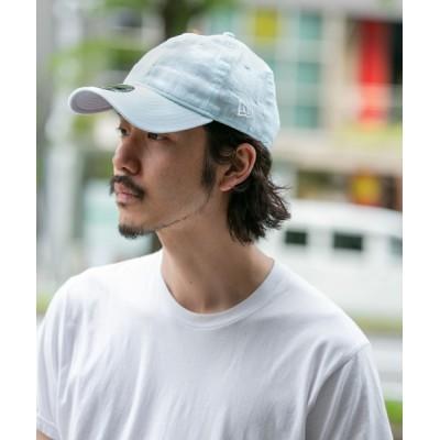 URBAN RESEARCH Sonny Label / New Era Linen Chambray CAP MEN 帽子 > キャップ