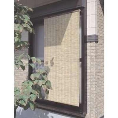 ワタナベ 高級天然すだれ ふる里 小窓用 ナチュラル(品番:FN-7490)『4407474』