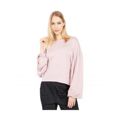 FP Movement レディース 女性用 ファッション パーカー スウェット Good To Go Sweatshirt - Pirouette
