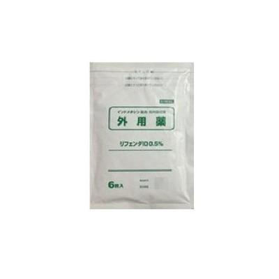 【第2類医薬品】リフェンダID 0.5% 6枚入×12袋セット